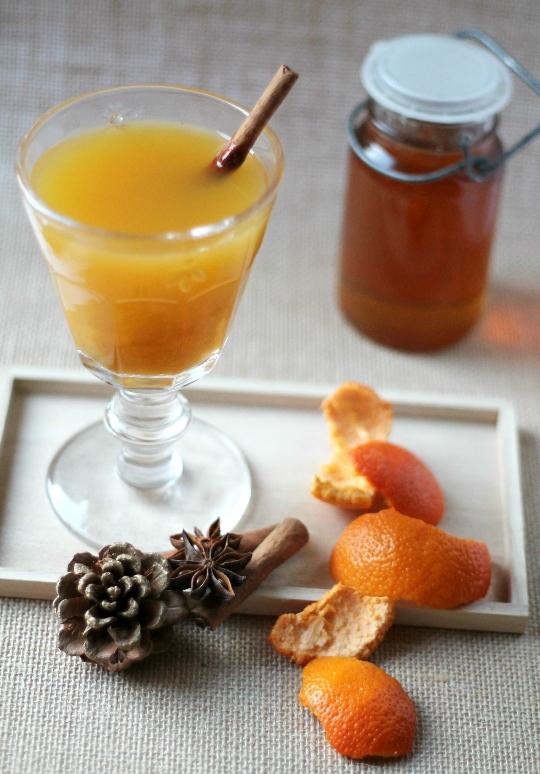 Te de Miel Mandarina y Especias