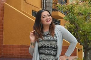 Marcela Gochez, una guerrera de la vida. (Iliana Salguero)